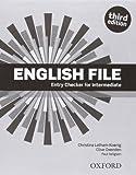 Image de English File. Intermediate Student's Book + Workbook  + Entry Checker (con clave) (English File Third Edition)
