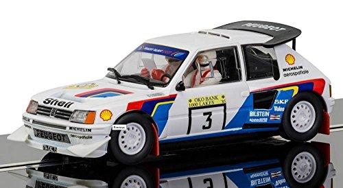 Peugeot 205 T16 Rally 1000 Lagos