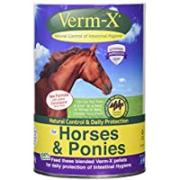 Verm-X  Pellets for Horses and Ponies, 750 g