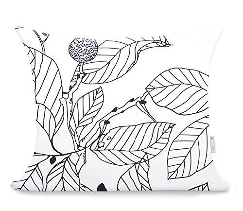 2 Fundas De Almohada 50x60 cm Modern algodón satén Mako satén Ducato Collection Coloring Blanco