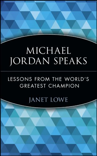 Michael Jordan Speaks: Lessons from the World's Greatest Champion por Janet C. Lowe