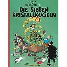 Tim und Struppi, Carlsen Comics, Neuausgabe, Bd.12, Die sieben Kristallkugeln (Tim & Struppi, Band 12)
