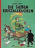 Tim und Struppi, Carlsen Comics, Neuausgabe, Bd.12, Die sieben Kristallkugeln