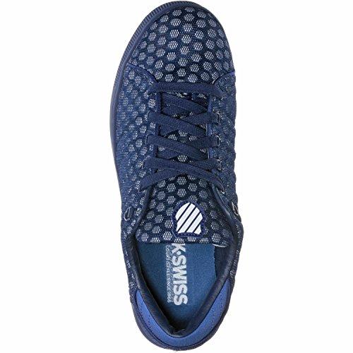 Iii swiss Bianco Uomo Lozan Sneakers Rflctv Tt Basse Azzurro K 0En5dxwq8E