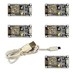 ESP8266 NodeMcu WiFi Development Board - 5 units