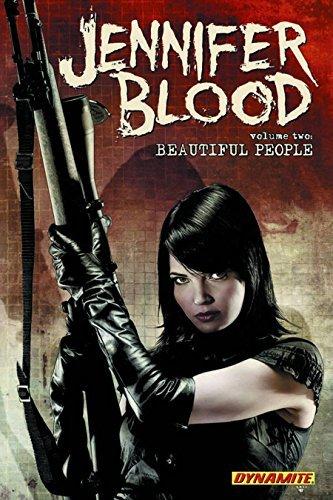 Jennifer Blood Volume 2 by Al Ewing (2012-08-21)