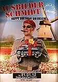 Ausbilder Schmidt - Witten 2012 Konzert-Poster A1