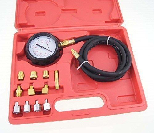 449852 Auto Wellen Box Öl Druck Meter Test Set Prüfvorrichtung Messgerät Garage tool