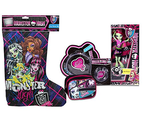 Calza della Befana Monster High 2014