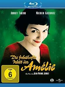 Die fabelhafte Welt der Amélie [Blu-ray]