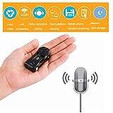 Mini Kamera Verstecktem Mini Überwachungskamera-1080p Wireless WiFi Mini Kamera Indoor Outdoor Tragbar Klein Sicherheit Kamera/Nanny Cam Mit Bewegungserkennung für iOS & Android