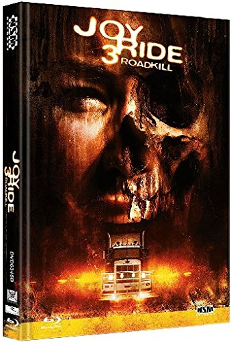 Joy Ride 3:Roadkill - uncut (Blu-Ray+DVD) auf 500 limitiertes Mediabook Cover B [Limited Collector's Edition] [Limited Edition]