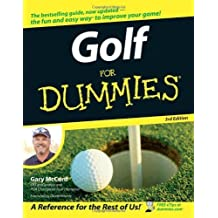 Golf For Dummies by Gary McCord (2006-01-31)