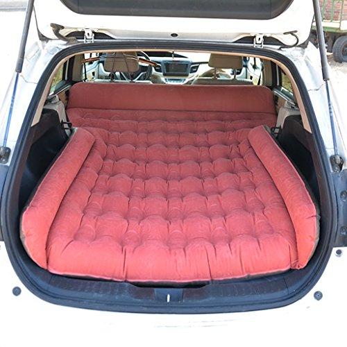 ZAQI Luftmatratze luftbett King Size SUV Luftmatratze, Indoor Indoor Outdoor Camping Reise Schwere Inflation Matratze mit Pumpe/Kissen, 300 kg