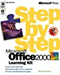 Microsoft Office 2000 Step by Step Le...