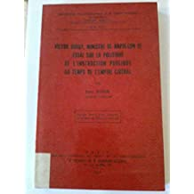 Victor Duruy, ministre de Napoléon III : Essai sur la politique de l'instruction publique au temps de l'Empire libéral, par Jean Rohr