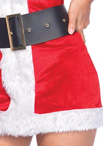 Leg-Avenue-85528-Santa-secreto-tamao-medio-grande-38-a-40-euros-rojo-blanco