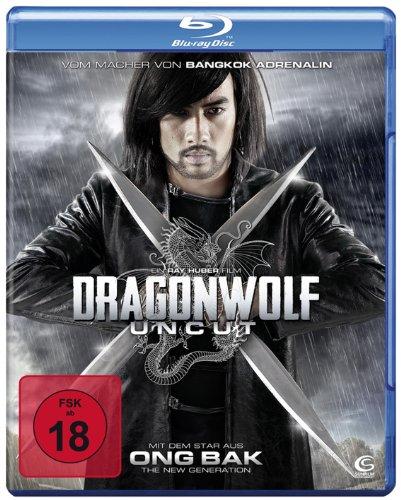 Preisvergleich Produktbild Dragonwolf (Uncut) [Blu-ray]