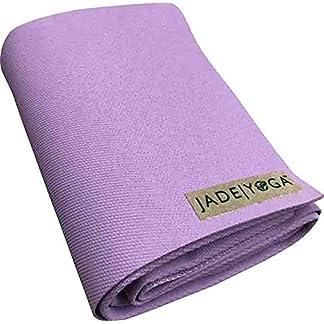 Jade Voyager Yoga Viaje Matte 61x 173cm 16mm de Grosor.