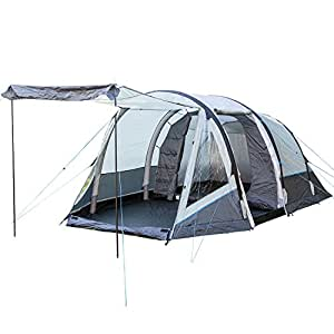 Skandika Folldal Unisex Outdoor Tent available in Grey - Size 4