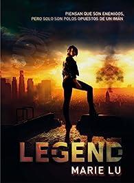 Legend par Marie Lu