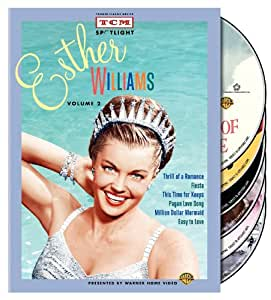 Esther Williams Collection 2: Tcm Spotlight [Import USA Zone 1]