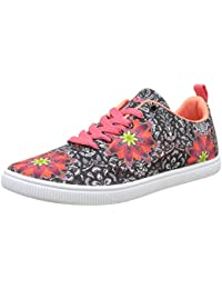 Desigual Camden Save the Queen, Zapatillas para Mujer