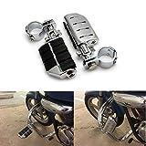 'Get Motorrad 1.25â 32Â mm Verstellbare Fußstütze Fuß liegt Highway