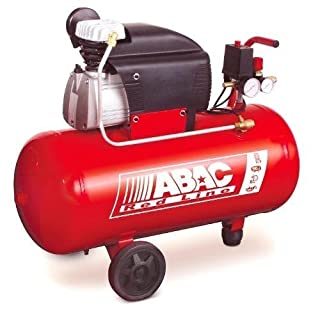 Abac 50 Lt 2 Hp RED