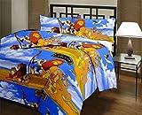 eCraftIndia Lion King Kids Single Bed Re...