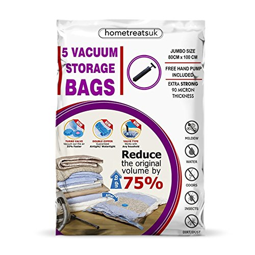 Space Saver Vacuum Storage Bags ...