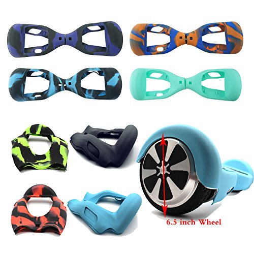 Coque hoverboard housse de protection silicone de coque for Housse pour hoverboard