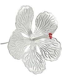 vrgs Sri Jagdamba Pearls Silver Puja Flower