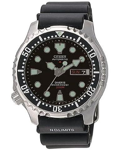 Citizen Armbanduhr Set Promaster NY0040-09EEM