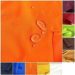 rei fester outdoorstoff planen stoff wasserdicht mit uv schutz als meterware am st ck orange. Black Bedroom Furniture Sets. Home Design Ideas
