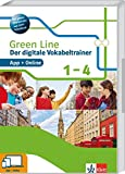 Green Line 1-4 - Der digitale Vokabeltrainer, App + Online, Produktcode Bild