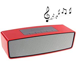 DEEP GLOBAL Certified Portable HiFi wireless Bluetooth Pill Speaker TF Card/ MP3 Player/ Audio mini Speaker Supported Devices COMPATIBLE with Gionee Pioneer P2M