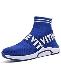 Unisex Scarpe da Ginnastica Corsa Sportive Running Sneakers Fitness  Interior Casual all Aperto Uomo Donna Sneakers c799bd2cfe0