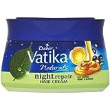 Dabur Vatika Naturals Night Repair Hair Cream 140 ml