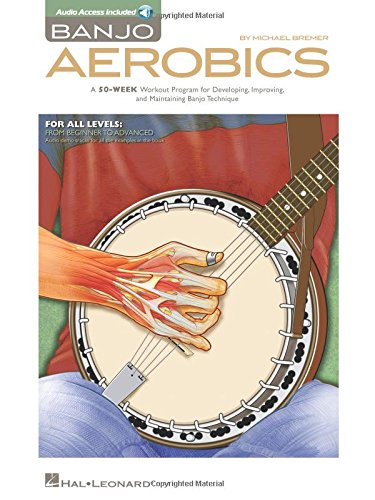 Michael Bremer: Banjo Aerobics: Noten, Lehrmaterial, CD für Banjo
