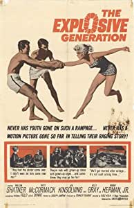The Explosive Generation Affiche du film Poster Movie Le génération explosif (27 x 40 In - 69cm x 102cm) Style A