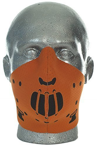Bandero Biker Maske Cannibal (Apple-halloween-kostüme)