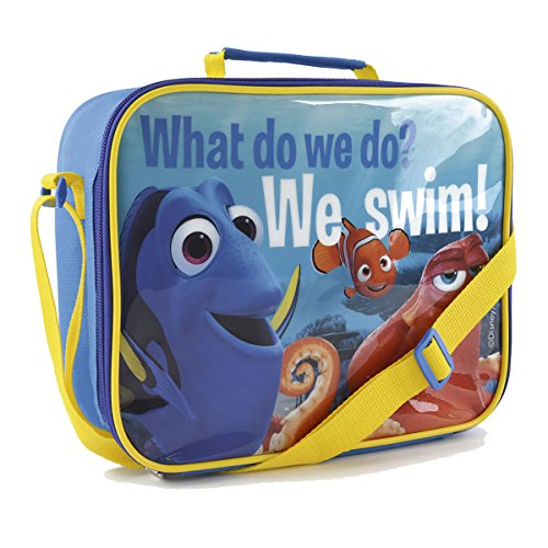 Disney Pixar Finding Dory Lunch Bag, Multi
