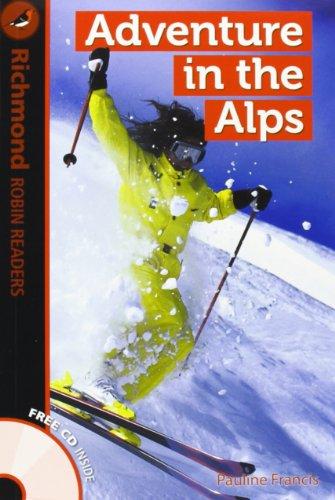 RICHMOND ROBIN READERS LEVEL 1 ADVENTURE IN THE ALPS + CD - 9788466810067
