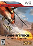 Cheapest Twin Strike - Operation Thunder on Nintendo Wii