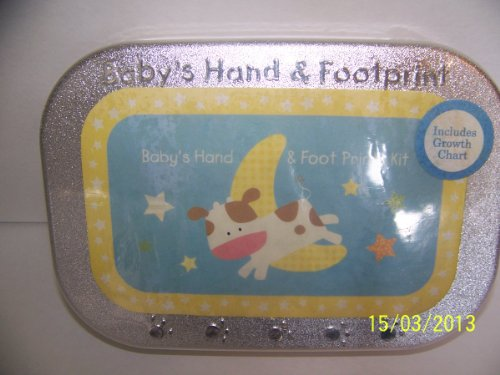 Child of Mine Baby's Hand & Footprints Kit
