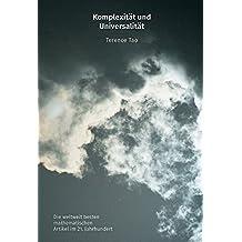 Komplexität und Universalität (Die weltweit besten mathematischen Artikel im 21. Jahrhundert 2)