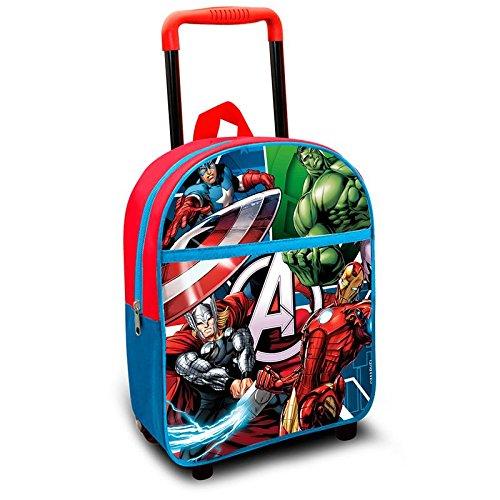 Avengers - zaino trolley asilo - scuola 2016-2017
