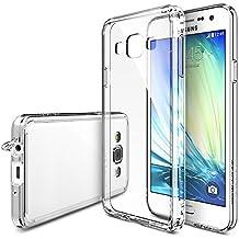 Ringke Fusion - Funda para Samsung Galaxy A3, transparente