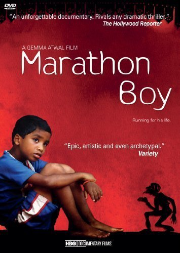 Marathon Boy [PAL] by Gemma Atwal